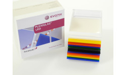 Campionario Plexiglas® LED