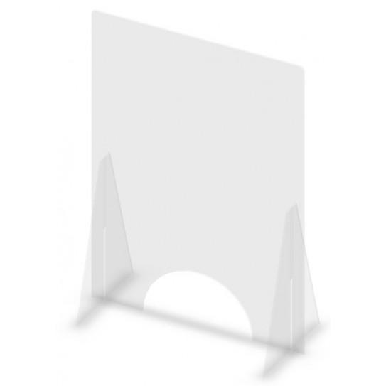 Barriera parafiato antiurto 700x500