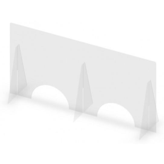 Barriera parafiato antiurto 700x1000